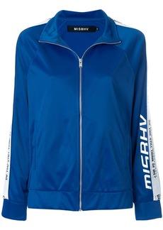 Misbhv Do you still think of me bomber jacket - Blue