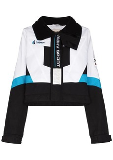 Misbhv hooded sailing jacket