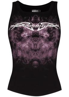 Misbhv Trinity logo print tank top