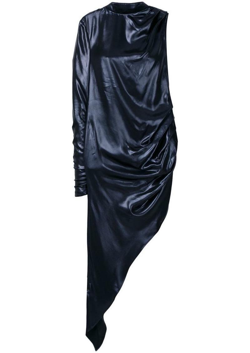 Misbhv one shoulder asymmetric dress