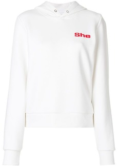 Misbhv She hoodie