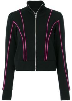 Misbhv striped style jacket