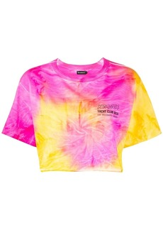 Misbhv tie-dye print T-shirt