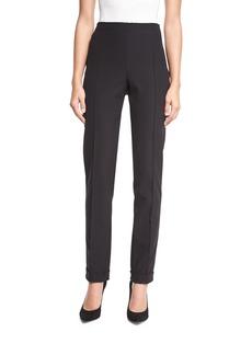 Misook Collection Slim Techno Pants