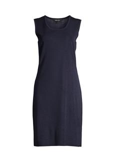 Misook Sleeveless Sheath Dress