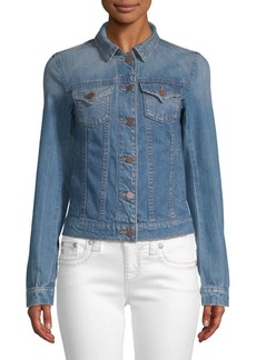 Miss Me Classic Denim Jacket