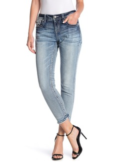 Miss Me Easy Ankle Skinny Stretch Jeans