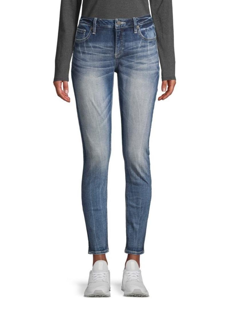 Miss Me Five-Pocket Ankle Jeans