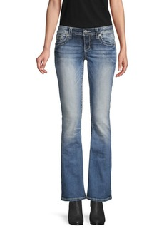 Miss Me Medium-Wash Bootcut Jeans