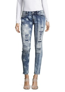 Miss Me American Heavy Distressed Jeans