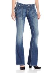 Miss Me Cargo Pocket Flare Jean