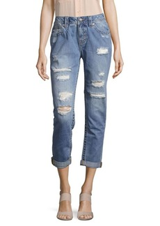 Miss Me Elegant Distressed Jeans
