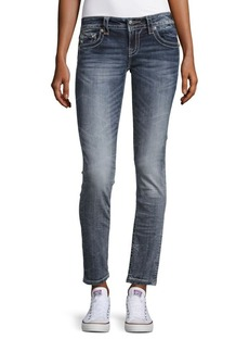 Miss Me Embellished Mid-Rise Jeans