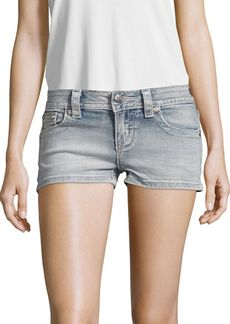 Miss Me Faded Denim Short