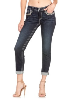Miss Me Hailey Ankle Skinny Jeans