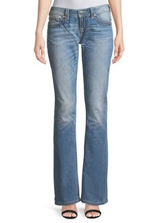 Miss Me Relaxed Boot-Cut Jeans