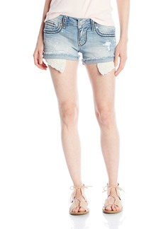 Miss Me Women's Lacey Sunday Shorts