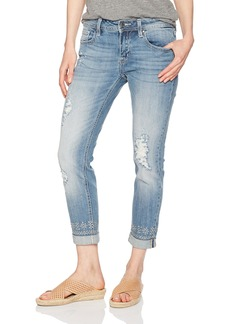 Miss Me Women's Studded Boyfriend Jean