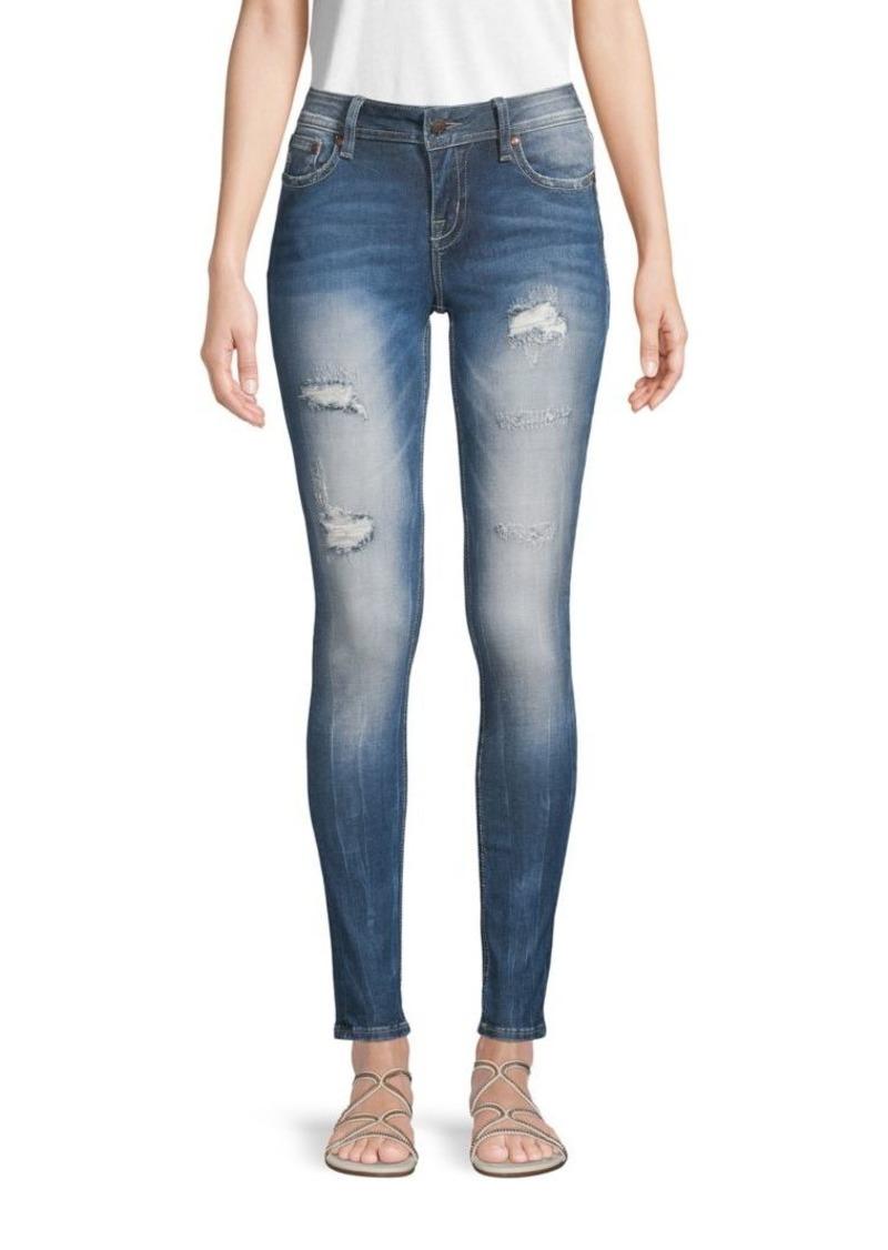 Miss Me Signature Skinny-Fit Jeans