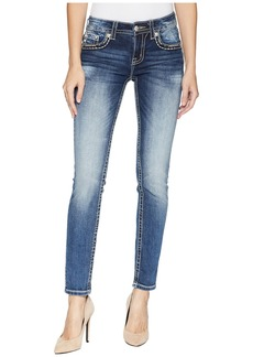 Miss Me Skinny Jeans in Medium Dark