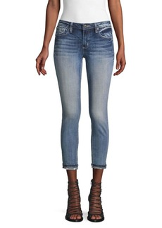 Miss Me Standard Ankle Skinny Jeans