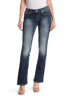 Miss Me Standard Embellished Bootcut Jeans