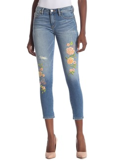 Miss Me Sweet Spot Mid-Rise Ankle Skinny Jeans