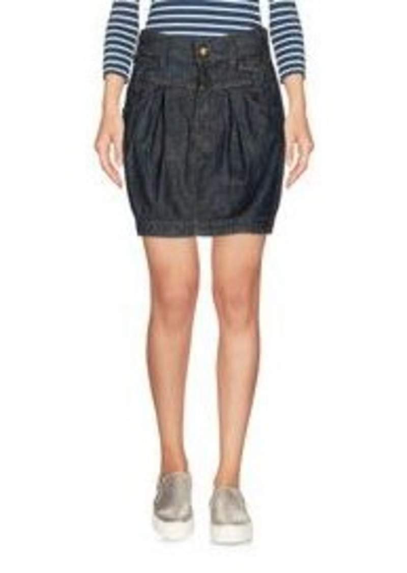 miss sixty miss sixty denim skirt denim shop it to me