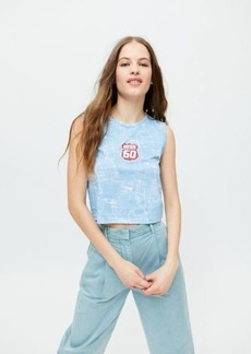 Miss Sixty UO Exclusive Cropped Tank Top