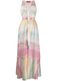 Missoni colour-block maxi dress