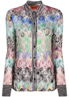 Missoni abstract-print shirt