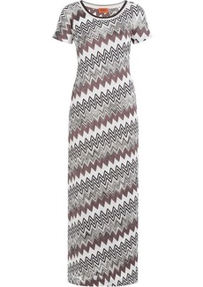Missoni Chevron Knit Dress