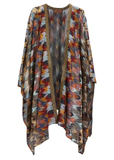 Missoni Chevron Knit Wrap