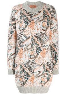 Missoni chunky knit dress