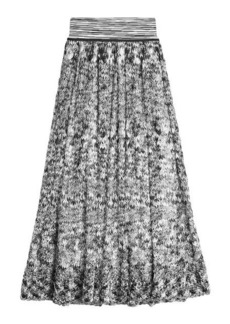 Missoni Crochet Skirt