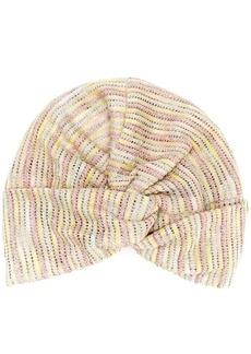 Missoni embroidered hat