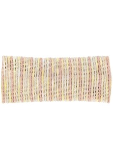Missoni fine knit head band