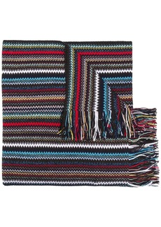 Missoni fringed scarf