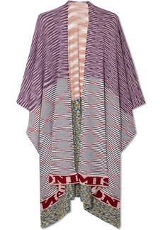 Missoni Intarsia Cashmere Wrap