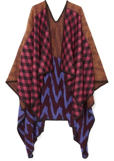 Missoni Intarsia Wool Wrap