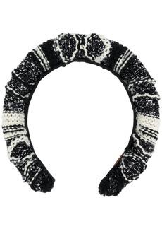 Missoni jacquard headband