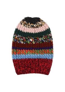 Missoni Knit Beany Hat