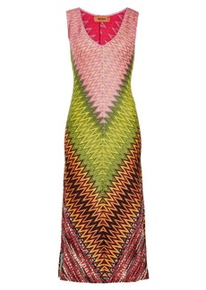 Missoni Knit Dress in Silk