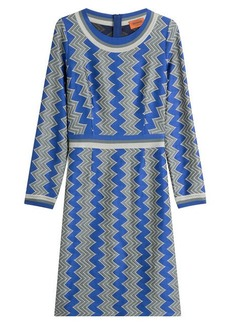 Missoni Knit Dress with Wool