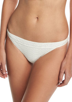 Missoni Knit Hipster Swim Bikini Bottom