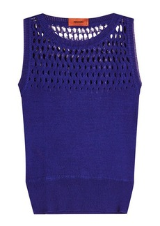 Missoni Knit Tank Top in Cotton