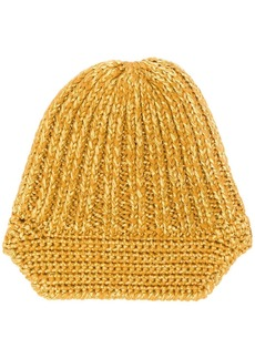 Missoni knitted beanie hat