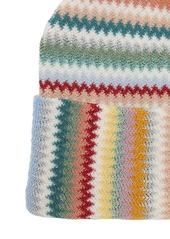 Missoni Lurex Multi-color Beanie