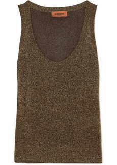 Missoni Lurex Tank
