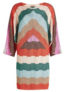 Missoni Metallic Dress